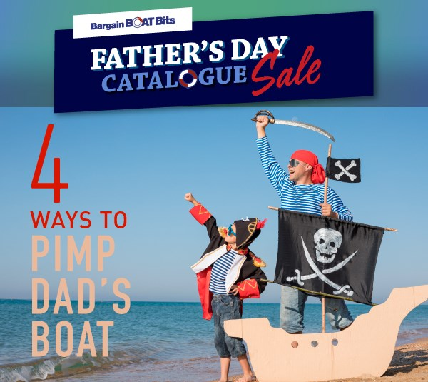 Fathers' Day is Coming